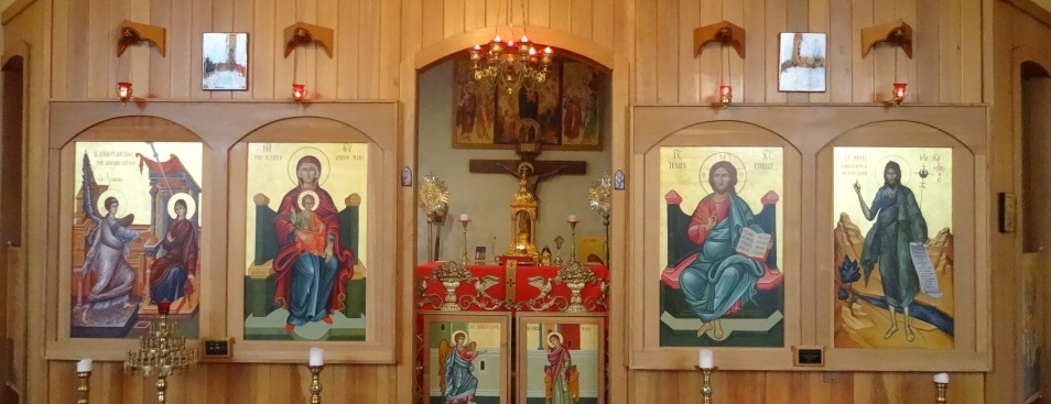 Welcome to Our Parish Website | Annunciation Greek Orthodox